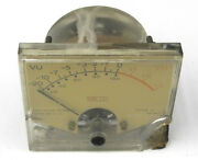 Triplett Vu Meter 49-8172 For Sony Mci Jh-24 Jh-100 Jh-114, Poor Condition. Jd