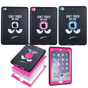 10pcs/lot Hybrid 3in 1 Rugged Tough Shockproof Hard Cover Case For Ipad 2/3/4/5