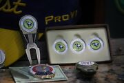 Hilton Head 2018 Ball Marker And Ahead Divot Tool - Special Buy