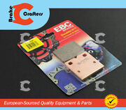 2009 - 2011 Indian Chief Roadmaster - Rear Ebc Hh Rated Sintered Brake Pads