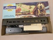 Ho Scale Athearn 1890 Undecorated Green Standard Diner Kit