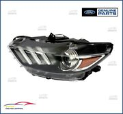 1new Oem Ford Front Driver Hid Headlight Lamp Housing 15-19 Mustang Fr3z13008k