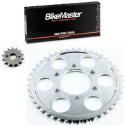 Jt O-ring Chain/sprocket Kit 14-43 Tooth 530 Pitch 71-0948 For Suzuki Gs750es
