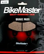Bikemaster Brake Pads Front Right For Can-am Maverick 1000 2013