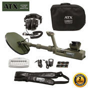 Garrett Atx Extreme Pulse Induction Metal Detector With 11x13 Dd Closed Coil