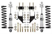 For 1978-1981 Chevrolet Camino | Agrms Aldan American Lowered Rear Coilover Kit