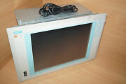 Siemens Simatic Panel Pc870, A5e00165166, Industrial Pc, Touch 15 Inch Tft