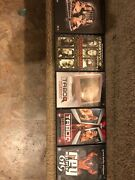 21 Wwe Dvds Andnbspassorted Wwe Dvds Including Some Wrestlemanias