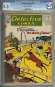 Detective Comics 254 Cgc 8.5 Cr/ow Pages // Bat Hound Cover + Story