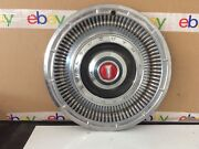 1965-67 Plymouth Belvedere Barracuda Satellite 14 Chrome Hubcap/wheel Cover