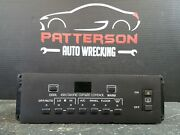1987 Thunderbird Automatic Heater A/c Temperature Climate Control Panel Switch