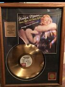 Marilyn Monroe Picture/record