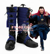 New Dr. Strange Doctor Strange Cosplay Shoes Boots Cos Shoe Boot