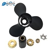 Aluminum-outboard-propeller 14-1/4x21 For Mercury135-300hp 48-832832a45 15t