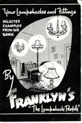 Franklyn's The Lampshade People Lampshades Fittings Bournemouth Uk Bklt