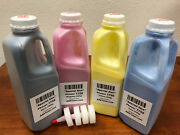 450g X 4 Toner Refill For Xerox Phaser 7750 7750dn 7750dx Special Size