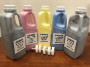 350g X 5 Dry Ink Refill Toner For Xerox Docucolor 12, 1256, 50 - 5pk