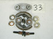 Robin Nb16s Trimmer Weed Eater Oem - Clutch