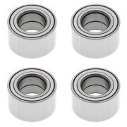 Rear And Front Wheels Bearing Kits For Arctic Cat Wildcat 4 Ltd 2014