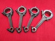 Clean Matched Set 948 Engine Connecting Rods Austin Healey Bugeye Sprite Morris