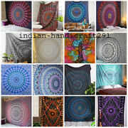 Wholesale 40 Pcs Tapestry Bedding Bed Cover Mandala Hippie Wall Hanging Throw