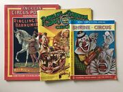 Lot Ringling Brothers Barnum And Bailey Circus Program 1979 Shrine Circus Posters