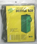 Fox Outdoor Products Top Loading Duffle Bag 25 X 42 Inches Olive Drab New Sealed