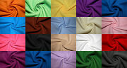 Polar Fleece Fabric Solid 46 Color Anti-pill 58-60 Soft Baby Blanket Craft Bty