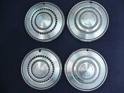 1973-1976 Ford Galaxie Ltd Wagon Torino 15 Inch Hubcaps Set For76