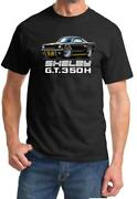 1966 Shelby Gt350h Hertz Mustang Full Color Tshirt New Free Shipping