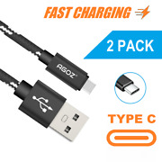 2pack Usb C Cable Fast Charger Type C For Google Pixel 5 4a 3 Xloneplus 8t N10