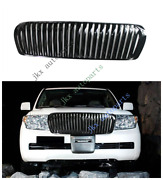 For Toyota Land Cruiser Lc200 Fj200 4000 08-15 Black J Front Grille Modified