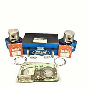 Wsm 88.50mm Over Bore Piston Top End Gasket Kit For Sea-doo 951 Gtx 2000-2003