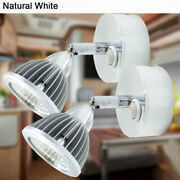 Hoysum 12v Rv Boat Interior Light Fixtures Natural White Led Reading Lighting