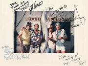 Eddie Murphy Beverly Hills Cop 2 Hero Screen Used Signed Vacation Photo