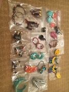 Vintage Vintage Inspired And Modern Costume Jewelry Lot Of 20 Pieces Bine0025