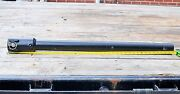 Lowe Auger Post Hole Shaft Extension 36 Round - 2 9/16 Diameter - Ship For 69