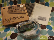 Apple Iie Card And Y-cable Mac Lc Pds Mint Vintage Rare Part Retail Box M0444ll/d