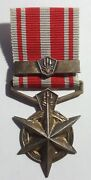 South African Police Medal For Combating Terrorism With 1 Service Clasp Abm5
