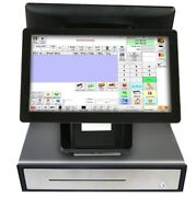 Agksoft Point Of Sale All-in-one For C-stores, Liquor Stores Or Grocery Stores