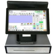Agksoft Point Of Sale All-in-one For C-stores Liquor Stores Or Grocery Stores