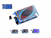 Updated Version Mega 2560 R3 Board W/ 3.5 Tft Lcd Display 480x320 For Arduino