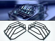 Front Turn Signal Corner Light Guard Cages Cover For Mercedes Benz W463 G Class