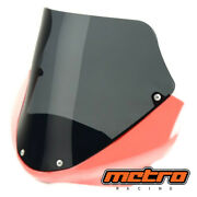 Ducati Monster 969/796/1100 And03909-and03913 Racing Windscreen Winshield Free Shipping