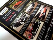 Leake Tulsa Oklahoma 1994 Collector Car Auction Catalog Event Guide Advertising