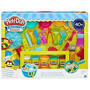 Play-doh Kitchen Creations Ultimate Chef Set 40-pieces New