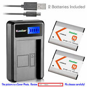 Np-bn1 Bc-csn Battery Or Lcd Charger For Sony Cyber-shot Dsc-wx70 Wx80 Wx9 Wx7