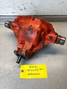 1969 Power King 1612 Economy Tractor Differential Assembly