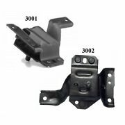 2 Pcs Motor Mount Fit 2003-2004 Ford Mustang Mach 1 4.6l Front