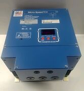 New Old Stock Micro Speed Cx 19a 15hp Variable Speed Drive W/ Gang Set M1557cxr